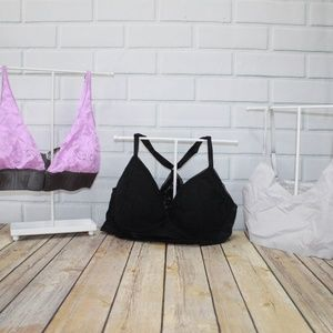 Victoria's Secret and Free The People Bralettes